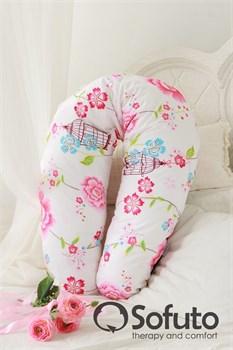 Чехол на подушку для беременных Sofuto ST Paradise