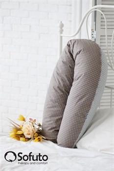 Подушка для беременных Sofuto ST Polka mini dot duble
