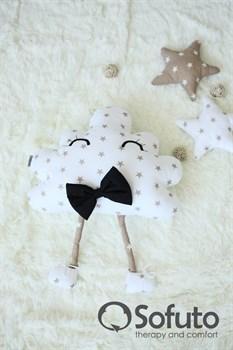 Декоративная подушка Sofuto Cloud Latte