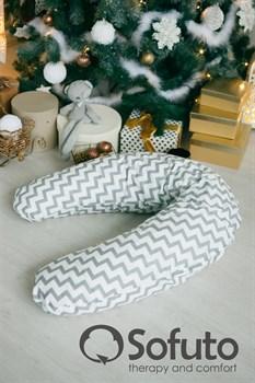 Подушка для беременных Sofuto ST Silver waves