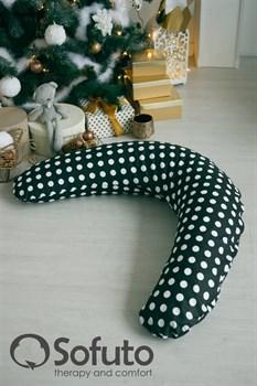 Подушка для беременных Sofuto ST Black dots