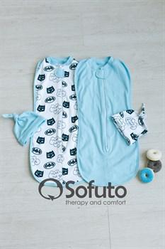 Комплект пеленок Sofuto Swaddler Batman