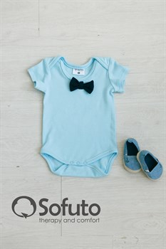 Боди детское Sofuto baby Light blue