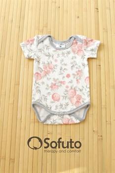 Боди детское Sofuto baby Vintage