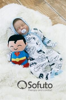 Комплект 3 предмета Sofuto baby Batman