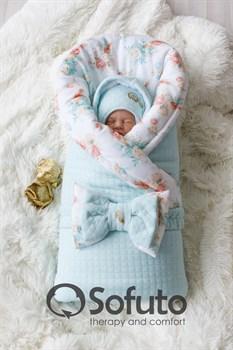 Комплект на выписку холодная зима (7 предметов) Sofuto baby Pavlina
