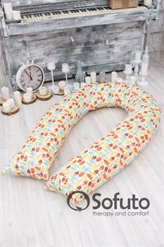 Подушка для беременных Sofuto UComfot Owl sand