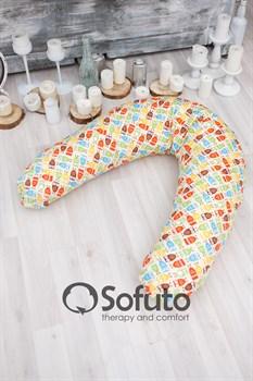 Подушка для беременных Sofuto ST Owl sand