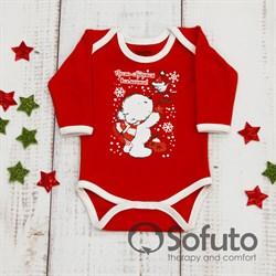 Боди детское Sofuto baby New year