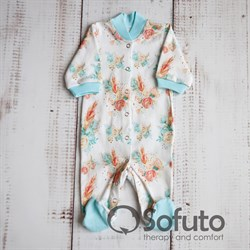 Слип на кнопках Sofuto baby Pavlina