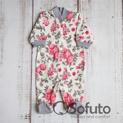 Слип на кнопках Sofuto baby Vintage