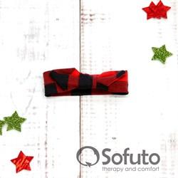 Повязка детская Sofuto Red check