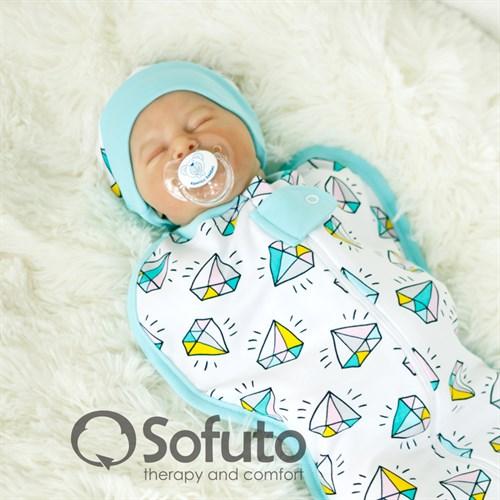 Шапочка Sofuto Baby Diamond - фото 10009