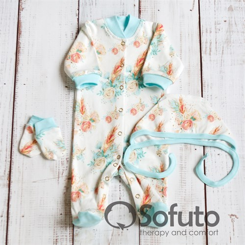 Комплект 3 предмета Sofuto baby Pavlina - фото 10275