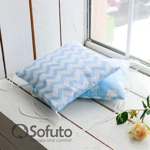 Комплект бортиков Sofuto Babyroom S2 Blue sky - фото 10354