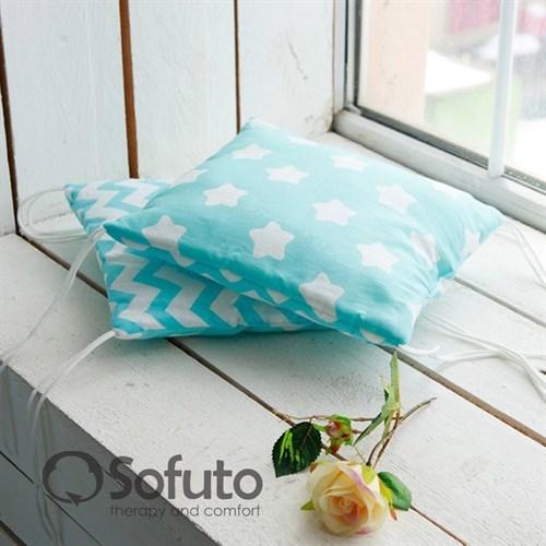 Комплект бортиков Sofuto Babyroom S2 Aqua - фото 10355