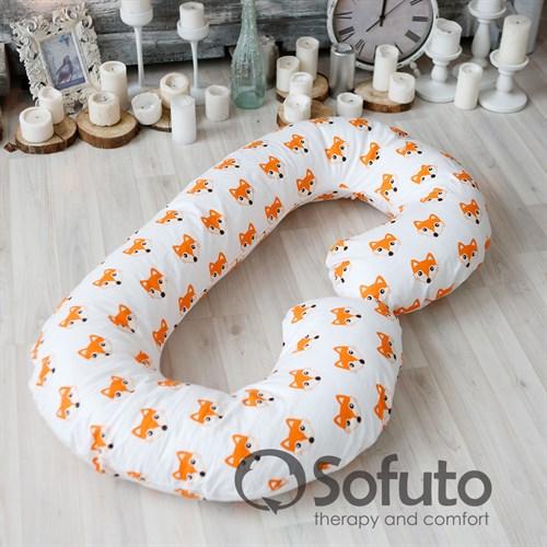Подушка для беременных Sofuto CСompact Fox - фото 10430