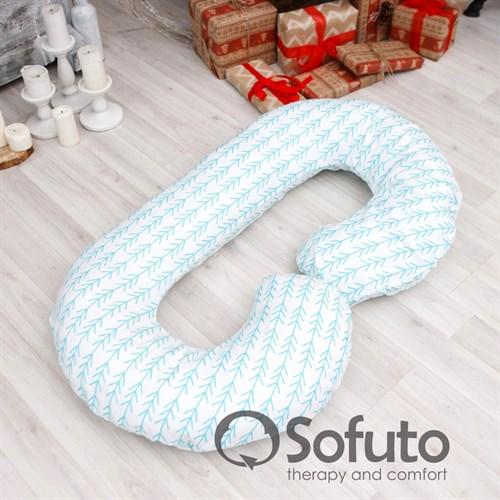Подушка для беременных Sofuto CСompact Trees - фото 10431