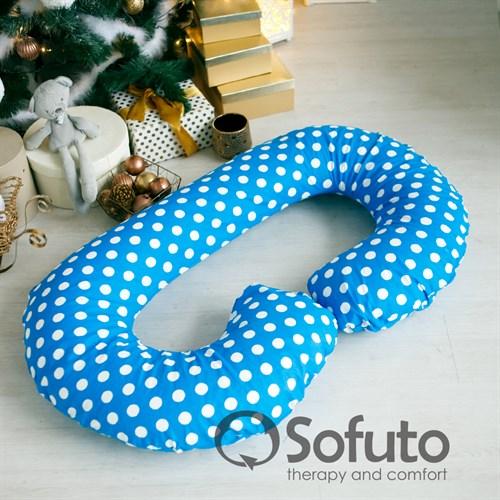 Подушка для беременных Sofuto CСompact Vasilek - фото 10435