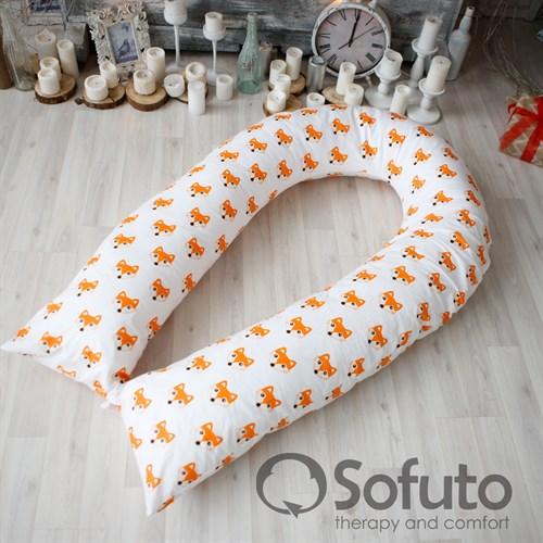 Подушка для беременных Sofuto UComfot Fox - фото 10622