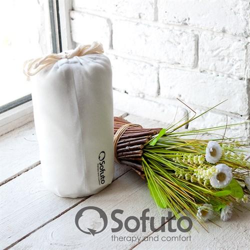 Слинг-шарф трикотажный Sofuto Babysling Milk - фото 10644