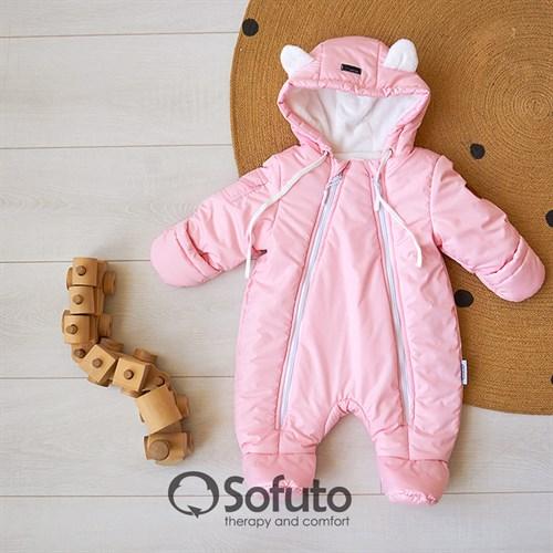 Комбинезон зимний Sofuto outwear Pink