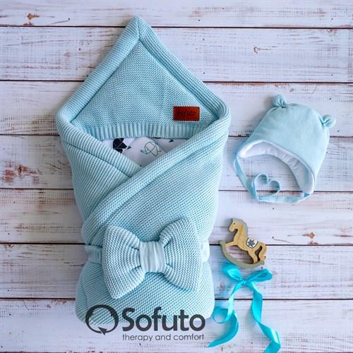 Конверт с уголком вязаный Sofuto Knite Origami