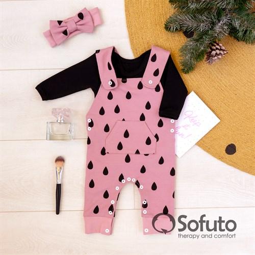 Комплект одежды 3 предмета Sofuto baby Renny - фото 12267