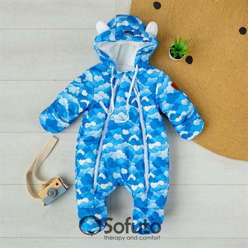 Комбинезон зимний Sofuto outwear Clouds