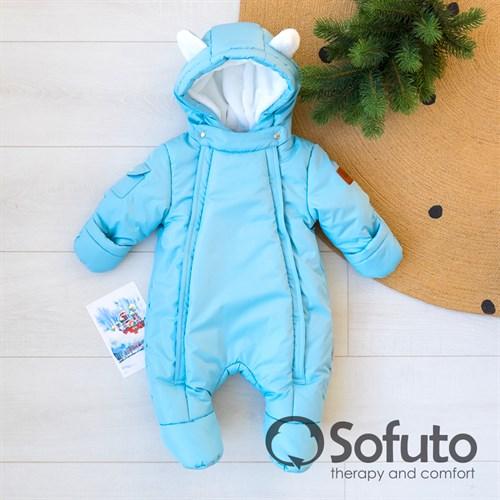 Комбинезон зимний Sofuto outwear V2 Blue