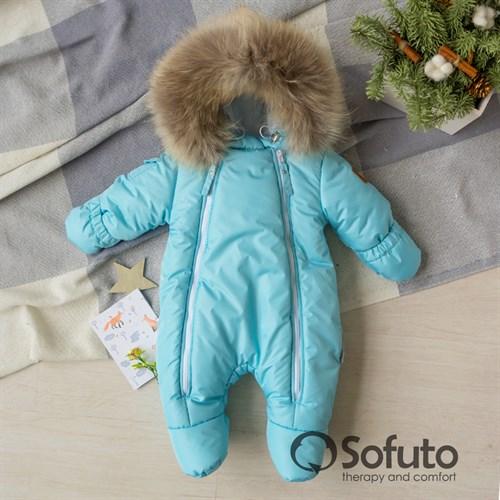 Комбинезон зимний Sofuto outwear V3 Blue - фото 12749