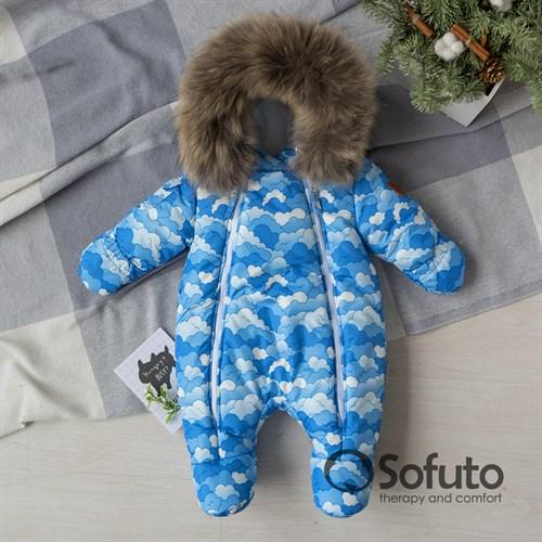 Комбинезон зимний Sofuto outwear V3 Clouds