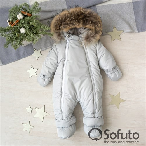 Комбинезон зимний Sofuto outwear V3 Gray (toddler)