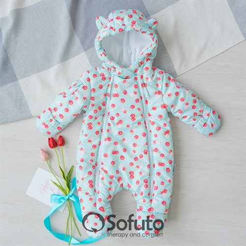 Комбинезон демисезонный Sofuto outwear Rosebush