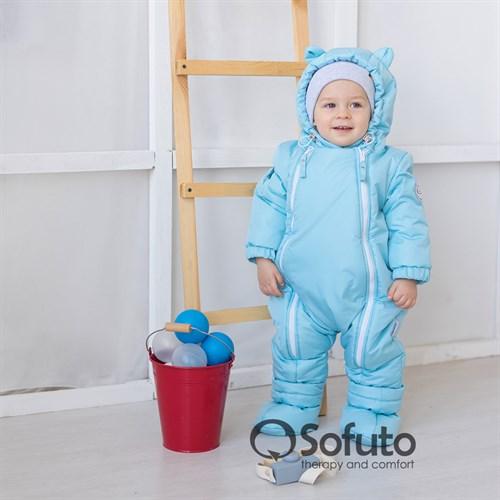 Комбинезон демисезонный Sofuto outwear toddler Blue