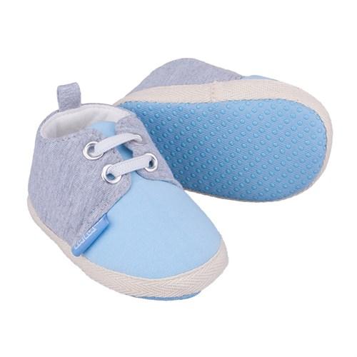 Пинетки 03-004021, голубой - фото 13325