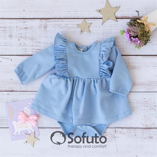 Боди детское с юбочкой Sofuto baby Romantica