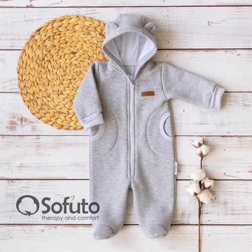 Комбинезон Sofuto baby Universal Gray