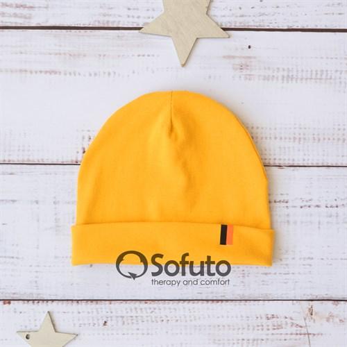 Шапочка Sofuto Urban Mustard New