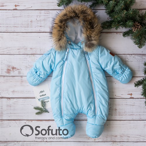Комбинезон зимний Sofuto outwear V3 Sky