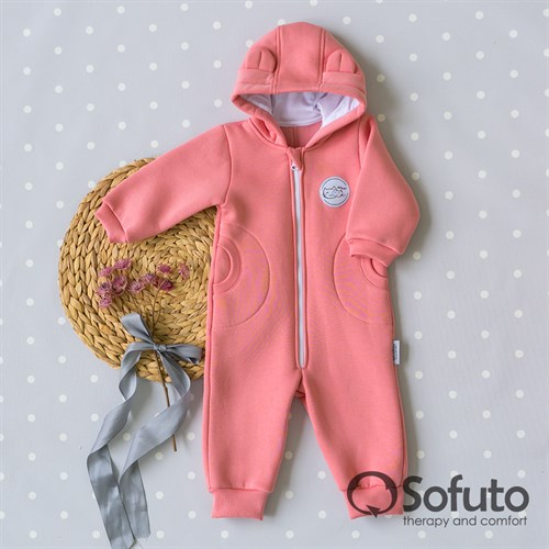 Комбинезон Sofuto toddler Universal Dusty Rose