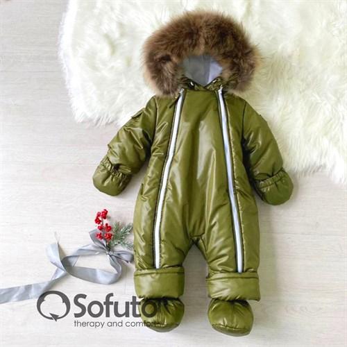 Комбинезон зимний Sofuto outwear V3 Khaki (toddler)