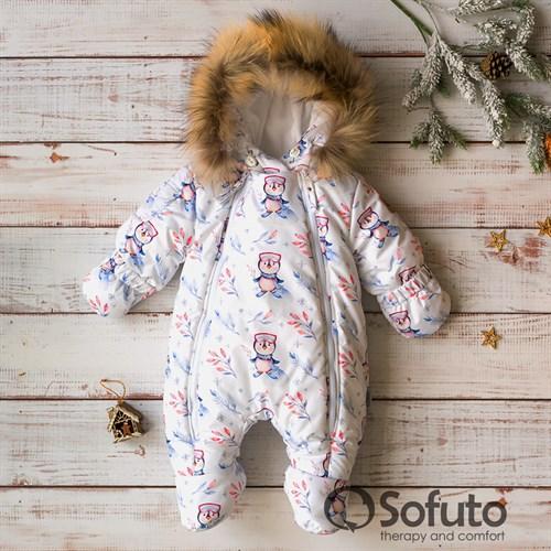 Комбинезон зимний Sofuto outwear V3 Pinguin
