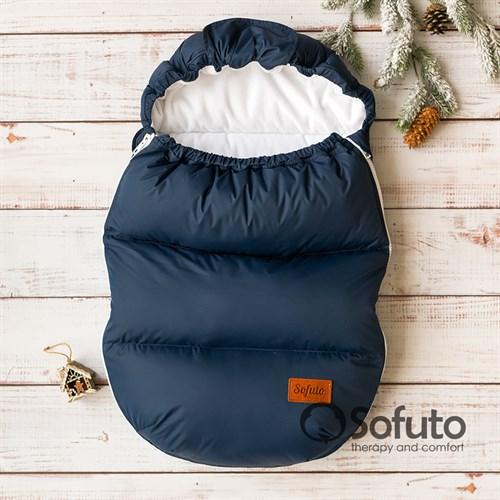 Конверт-матрёшка зимний Sofuto Dark blue