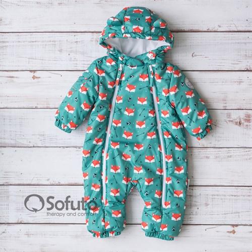 Комбинезон демисезонный Sofuto outwear V4 toddler Foxy - фото 15296