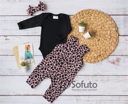 Комплект одежды 3 предмета Sofuto baby Naomi - фото 15298