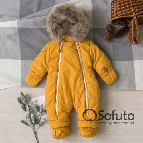 Комбинезон зимний Sofuto outwear V3 Mustard (toddler)