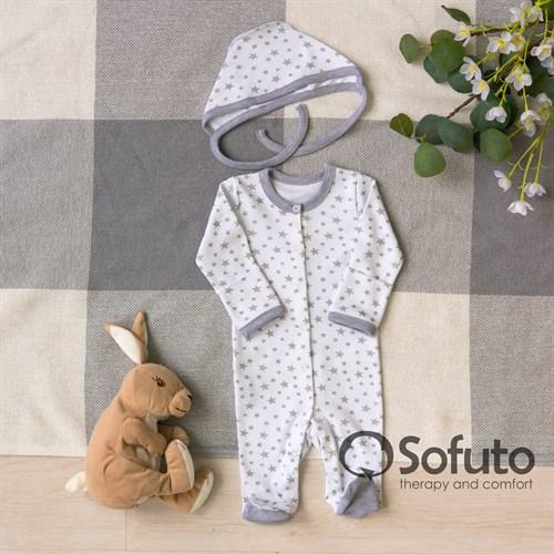 Комплект одежды первого слоя Sofuto baby Silver star
