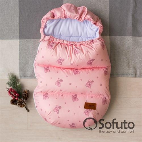 Конверт-матрёшка зимний Sofuto Bunny