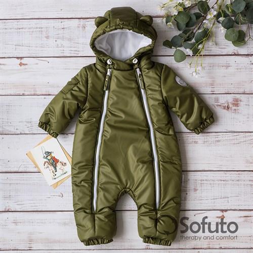 Комбинезон демисезонный Sofuto outwear V4 toddler Khaki